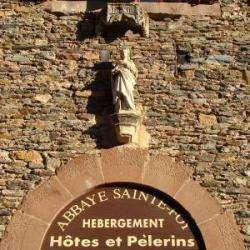 Hôtel et autre hébergement Hôtellerie de l'Abbaye Accueil Ste-Foy. - 1 -
