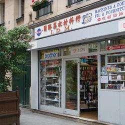 Idm Mercerie Paris