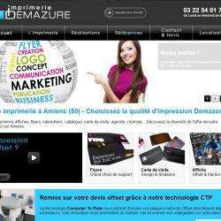 Imprimerie Demazure Amiens