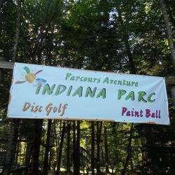 Indiana Parc Parcours Aventure Samoëns