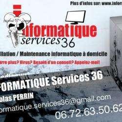 Informatique Services 36 Argenton Sur Creuse