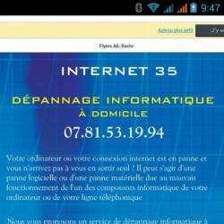Internet 35 Montgermont