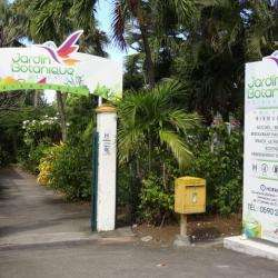 Jardin Botanique De Deshaies Deshaies