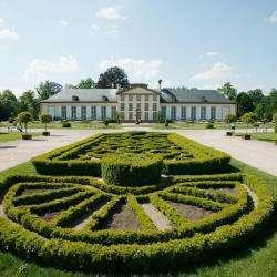 Jardin De L'orangerie Strasbourg