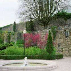 Jardin Et Cloître De La Visitation