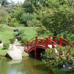 Jardin Japonais De Compans-caffarelli Toulouse