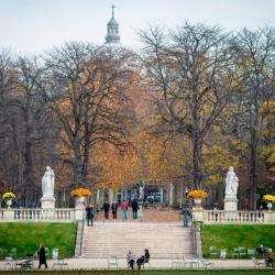 Jardins Du Luxembourg Paris