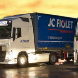 Jc Fiolet  Transports Arras