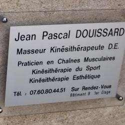 Kinésithérapeute Jean pascal douissard - 1 -