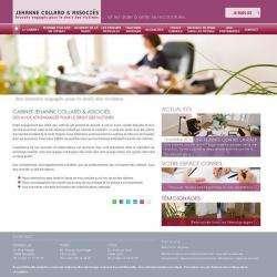 Avocat Jehanne Collard Et Associés - Marseille - 1 - Site Internet Du Cabinet Jehanne Collard Et Associés -