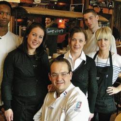 John Rosiak Restaurant Lyon