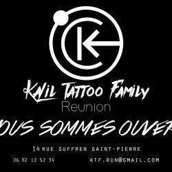 Tatouage et Piercing Kalil Tattoo Family Réunion - 1 -