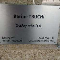 Ostéopathe Karine Truchi - 1 -