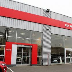 Kia Motors Fleury Les Aubrais