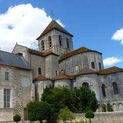 L'abbaye De Saint-savin Saint Savin