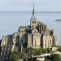 L'abbaye Du Mont Saint Michel Le Mont Saint Michel