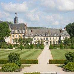 L'abbaye Et Les Jardins De Valloires Argoules