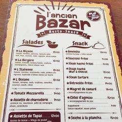 L'ancien Bazar