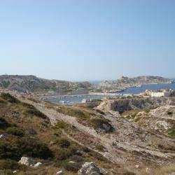 L'archipel Du Frioul Marseille