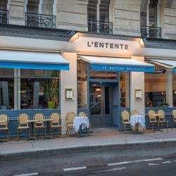 Restaurant L'Entente, Le British Brasserie - 1 -