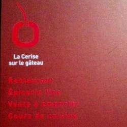 La Cerise Sur Le Gâteau Saint Alban De Roche