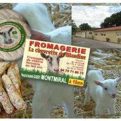 La Chevrette De Blandine Montmiral