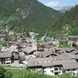 Ville et quartier La Clusaz - 1 -