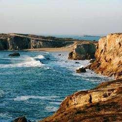 Site touristique La côte sauvage - 1 -