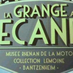 Musée La Grange à Bécanes - 1 -