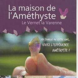 Musée LA MAISON DE L'AMETHYSTE - 1 -
