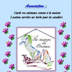 La Maison-gîte Des Animaux Doucier