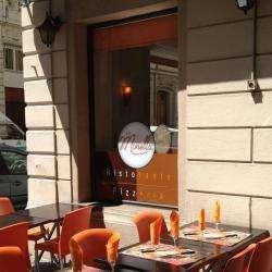 Restaurant La Monella - 1 - La Terrasse - Restaurant Pizzeria La Monella Lyon -