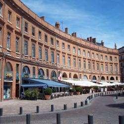 La Place Wilson Toulouse