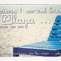 Restaurant La Playa ... en Camargue - 1 - La Playa ... En Camargue - Plage Privée Aux Saintes-maries De La Mer -