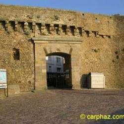 La Porte Saint Pierre Saint Malo