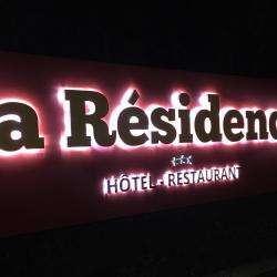Hôtel et autre hébergement La Résidence - Restaurant - 1 -