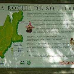 La Roche De Solutré Solutré Pouilly