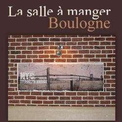 La Salle à Manger Boulogne Billancourt