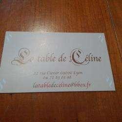 La Table De Celine Lyon