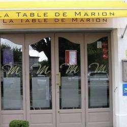 La Table De Marion Saintes
