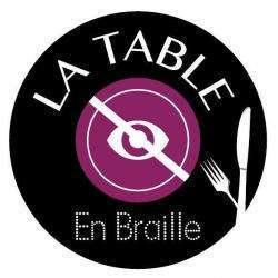 La Table En Braille Lyon