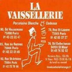 La Vaissellerie Paris