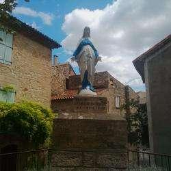 La Vierge Bleue