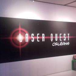 Laser Quest Orléans