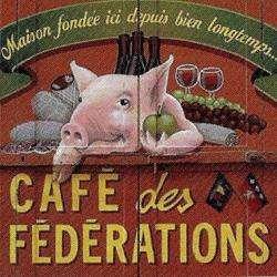 Café Des Fédérations Lyon