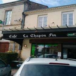 Salon de thé et café Le Chapon Fin - 1 - Chapon Fin -