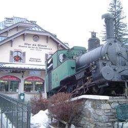 Le Chemin De Fer Du Montenvers Chamonix Mont Blanc