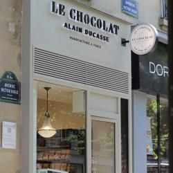 Le Chocolat Alain Ducasse, Le Comptoir Victor Hugo Paris