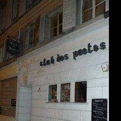 Le Club Des Poètes Paris