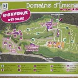 Activité pour enfant Le Domaine D' Emeraude - 1 -